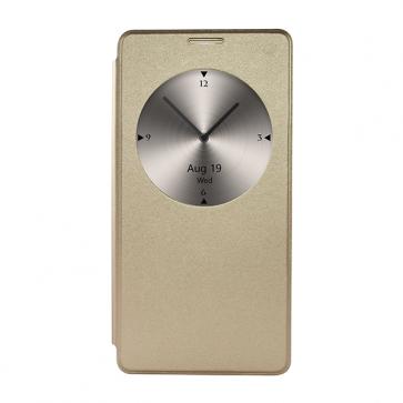 P8 eMagic gold flip cover