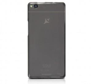 Protective silicone black Cover X1 Soul