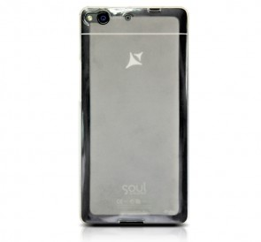 Protective silicone white Cover X1 Soul