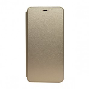 Flip cover gold P9 Energy Mini