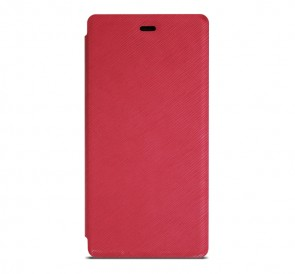 Flip cover pink X1 Soul