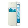 E4/E4 Lite flip cover white