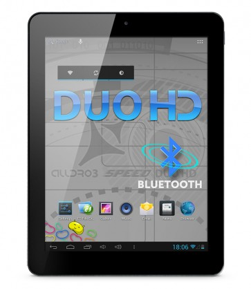 Alldro 3 Speed Duo HD