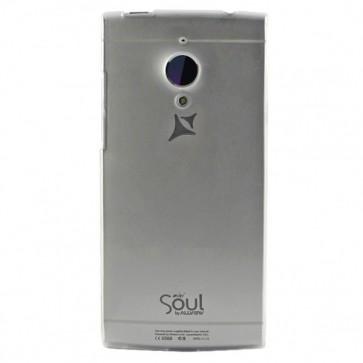 X1 Xtreme Mini capac de protectie alb semitransparent