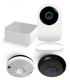 Pachet Essential Comfort - SmartCam + Senzor Multifunctional + Transmitator IR + Comutator