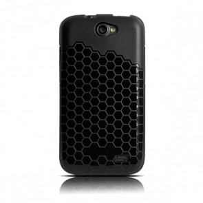Capac protectie silicon negru A5 Duo